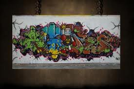 Un graff de TotalGraffProduction