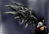 Colo de Kiyoshi mi démon.