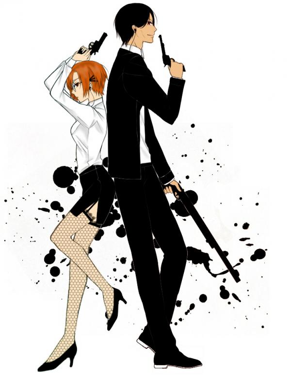 Kiyoshi-Agent-Secret-XD