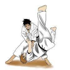 anime judo