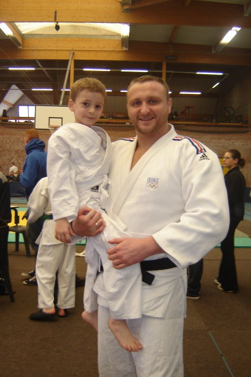 Compétiton Judo
