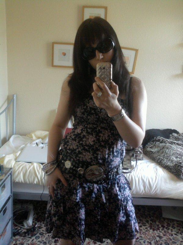 .:::. ♥ Moi en mode été pendant mon séjour en Angleterre   ♥ .:::.