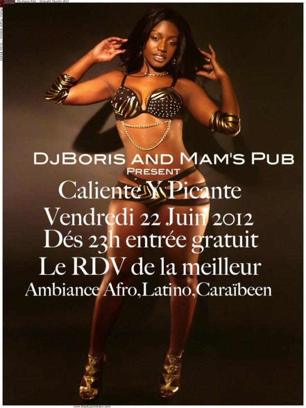 Caliente Y Picante By DjBoris