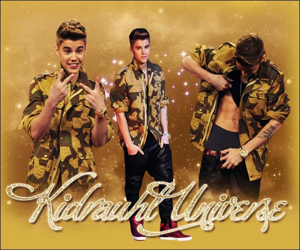 Bienvenue dans l'univers de Justin Bieber
