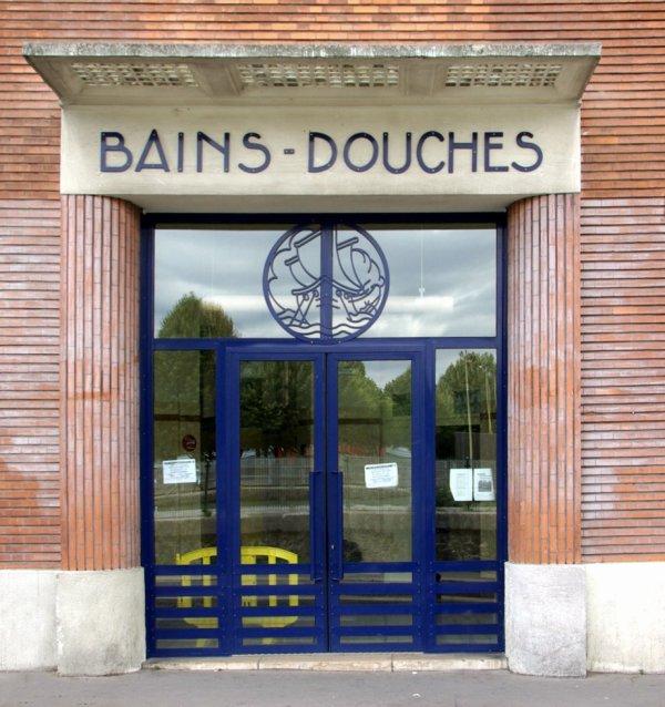 les bains douches Paris