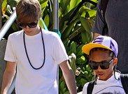 Justin Bieber et Jaden Smith