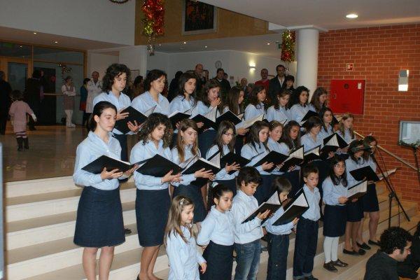 Grupo Coral Jovem em Ourense