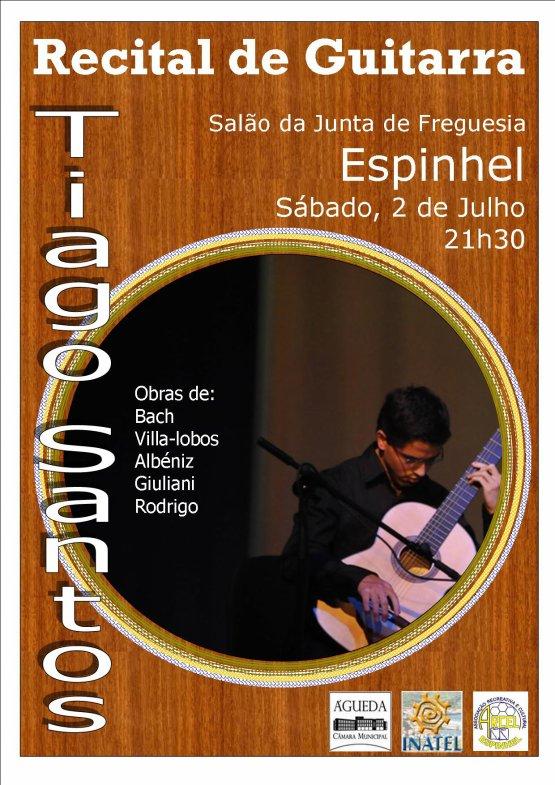 Recital de Guitarra este Sábado