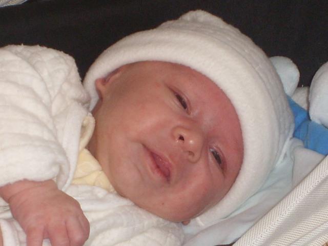 ma grossesse ,la naissance de notre fils .....