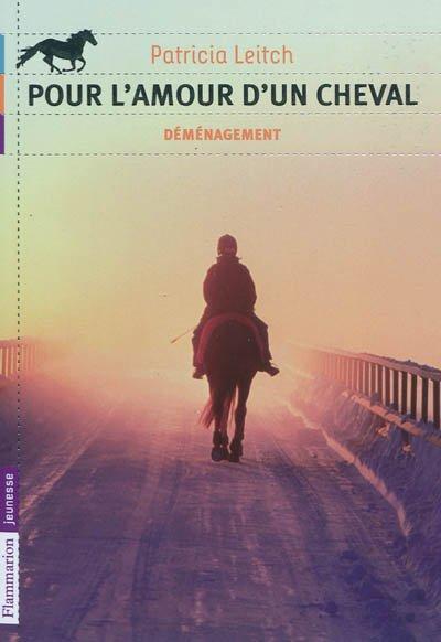 Pour L Amour D Un Cheval Demenagement Blog De Livres Ado