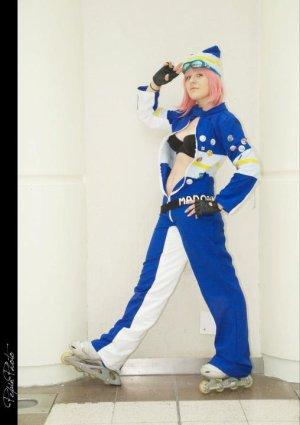 Cosplay de Mikan, de Air Gear