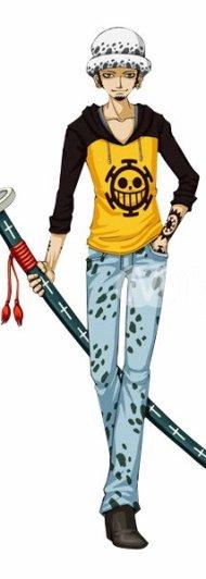 Cosplay de Lawko (One Piece)