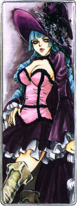 Cosplay de Dorothea, du manga Ludwig Revolution