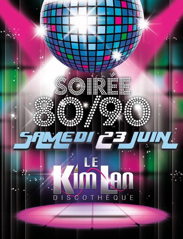 soirée 23 JUIN 2012 au Kim Lan