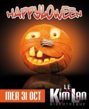 soirée 31 OCTOBRE 2012 au Kim Lan