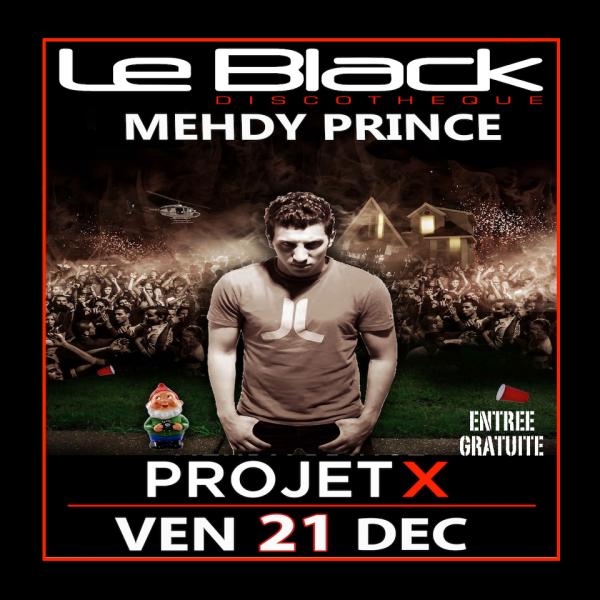 soirée 21 DECEMBRE 2012 au Black Carcassonne