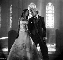 le mariage de l'annee