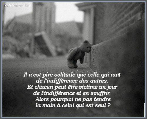 Articles De Showdowman Taggés Indifference La Vie Est