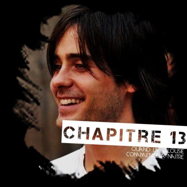 Chapitre 13 : Quand La Jalousie Commence A Naitre ...