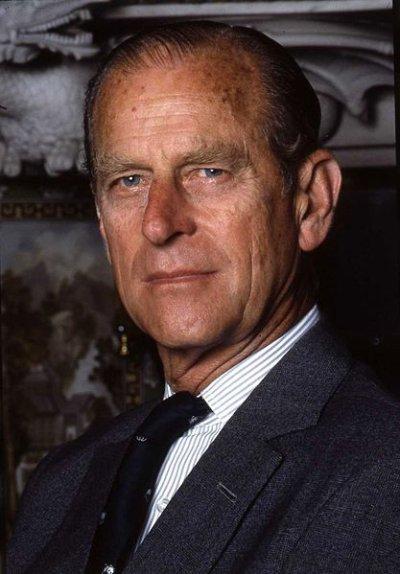 S.A.R. le prince Philip, duc d'Édimbourg