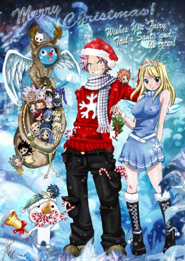Fairyinu - Chan vous souhaites une très bonne année ainsi que de meilleurs voeux
