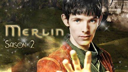 Merlin - Saison 2 - Liste des épisodes