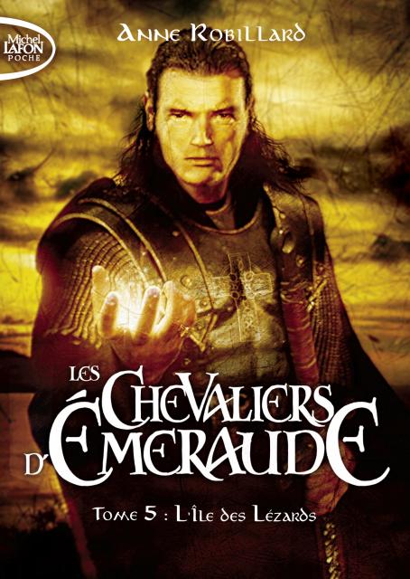 Les Chevalier d'Emeraude - Tome 5 Pocket - Sortie