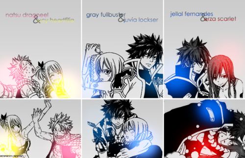 Fairy Tail - Couple