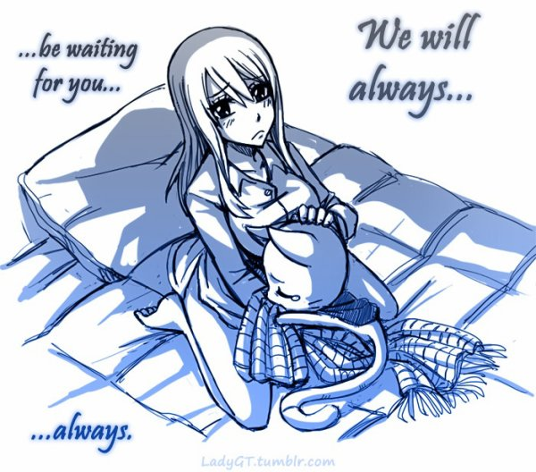 Very Sad NaLu