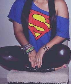 I wanna be your superman.