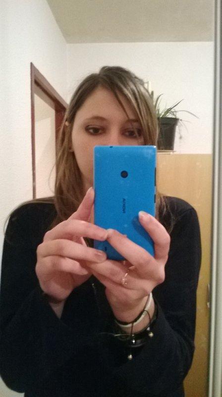 maquillage à la Uruha dumoins j'ai essayer , pas trop mal ! ! ^^