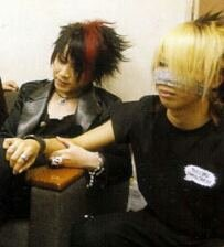 :o ohhh ruki ! Reita&Ruki