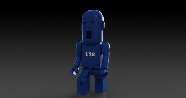 Hommes USB pour Patrick
