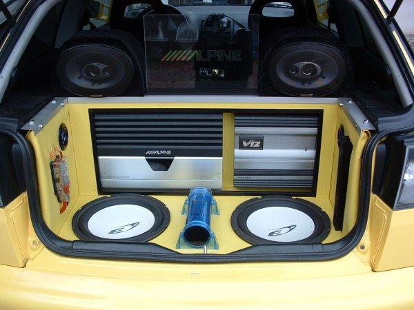 La Seat Ibiza de Didier