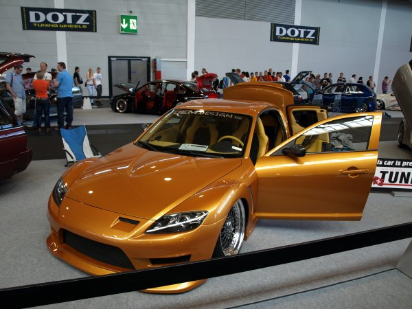 Bodensee Tuning World 2012 - 28.04.12