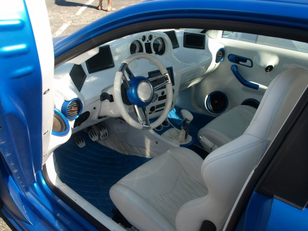Projet d'exception : Seat Ibiza (Italie)