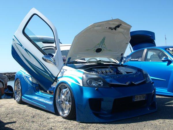 Projet d'exception : Renault Clio 2 (Italie)