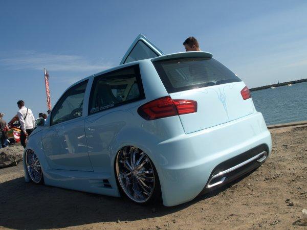 Projet d'exception : Fiat Punto (Italie)