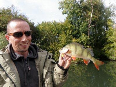 Stage de pêche sur la Marne