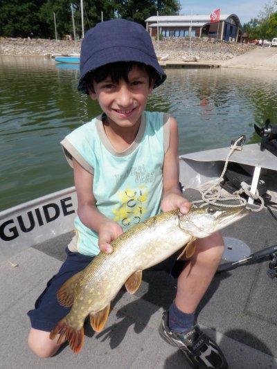 stage de pêche des carnassiers