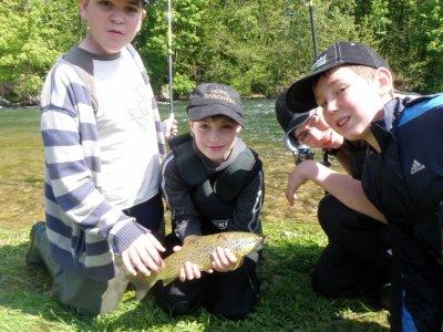 Colonie de pêche 2012