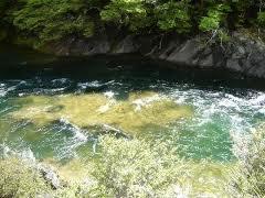 A divulger très largement pollution des rivières