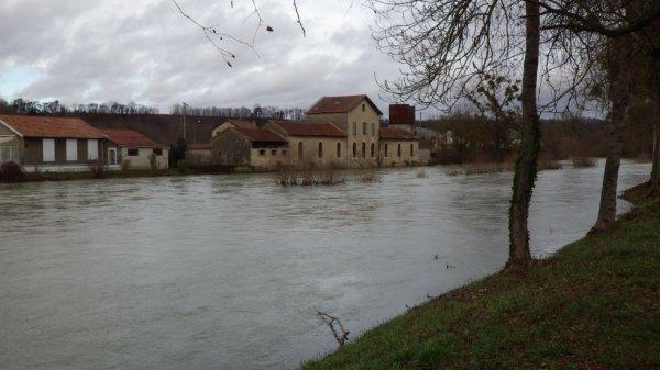 Crue de la Marne 2012