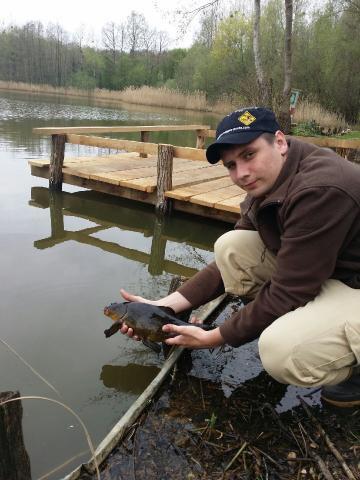 Belle tanche du Domaine du grand étang