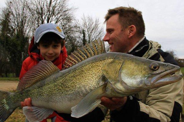 Colonie de pêche de février, une réussite! Seconde partie.