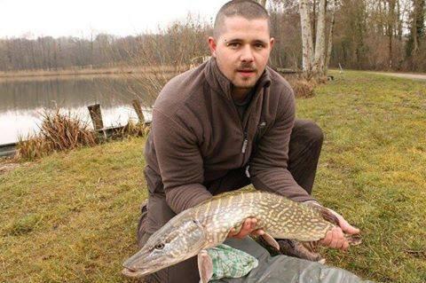 Un dimanche de pêche au Domaine du grand étang de Narcy