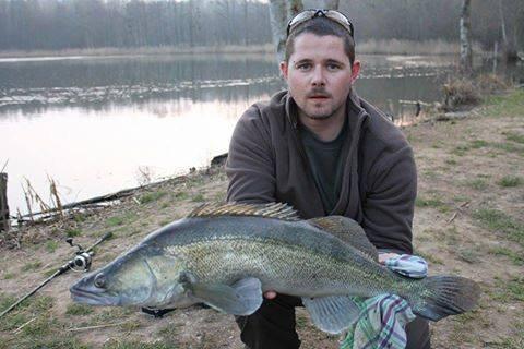 Nouvelle session au Domaine de pêche du grand étang