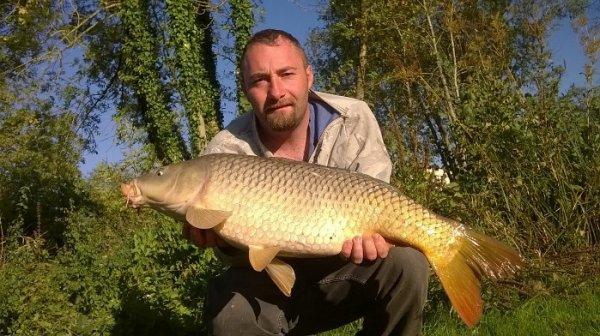 Session de pêche au Domaine du grand étang de Narcy