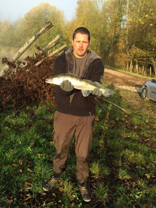 Une journée de pêche en étang privé