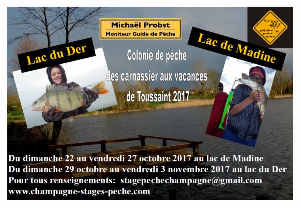 Colonie de pêche de Toussaint